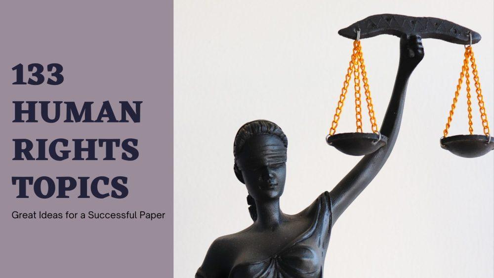 human rights topics